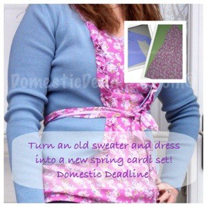 http://domesticdeadline.com/2014/03/05/spring-sweater-refashion/