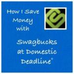 How Swagbucks Saves Me Money
