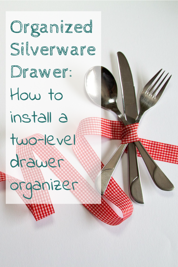 how to create two tier drawer
