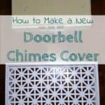 Decorative Doorbell Cover