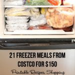 Freezer Meals Made Easy