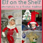 Handmade Elf on the Shelf