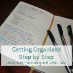 Getting Organized Step by Step