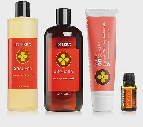 New Year New You Essential Oils DoTerra
