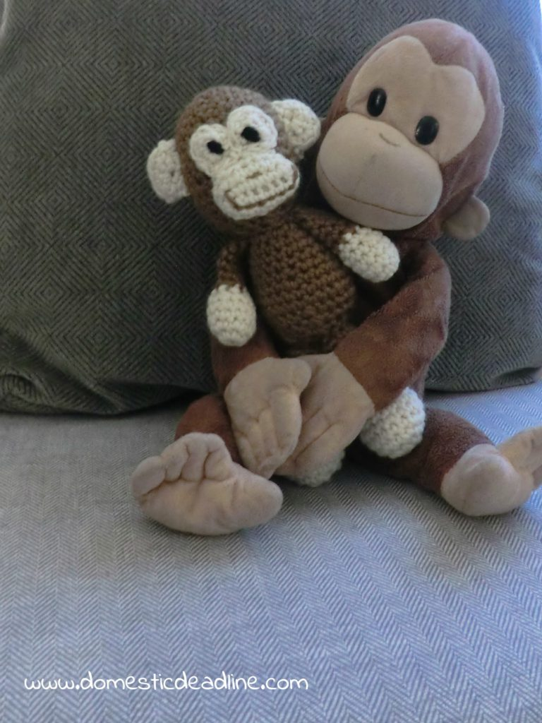 Singes amigurumi 1/2 / Amigurumi monkeys (english subtitles) - YouTube | 1024x768