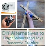 DIY Alternatives to Fidget Spinners and Toys