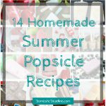 14 Homemade Summer Popsicle Recipes