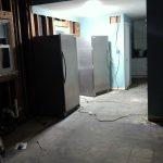 Kitchen Progress – Tiled Floors