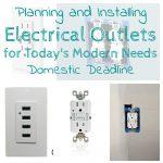 Kitchen Renovation – Electrical Outlets