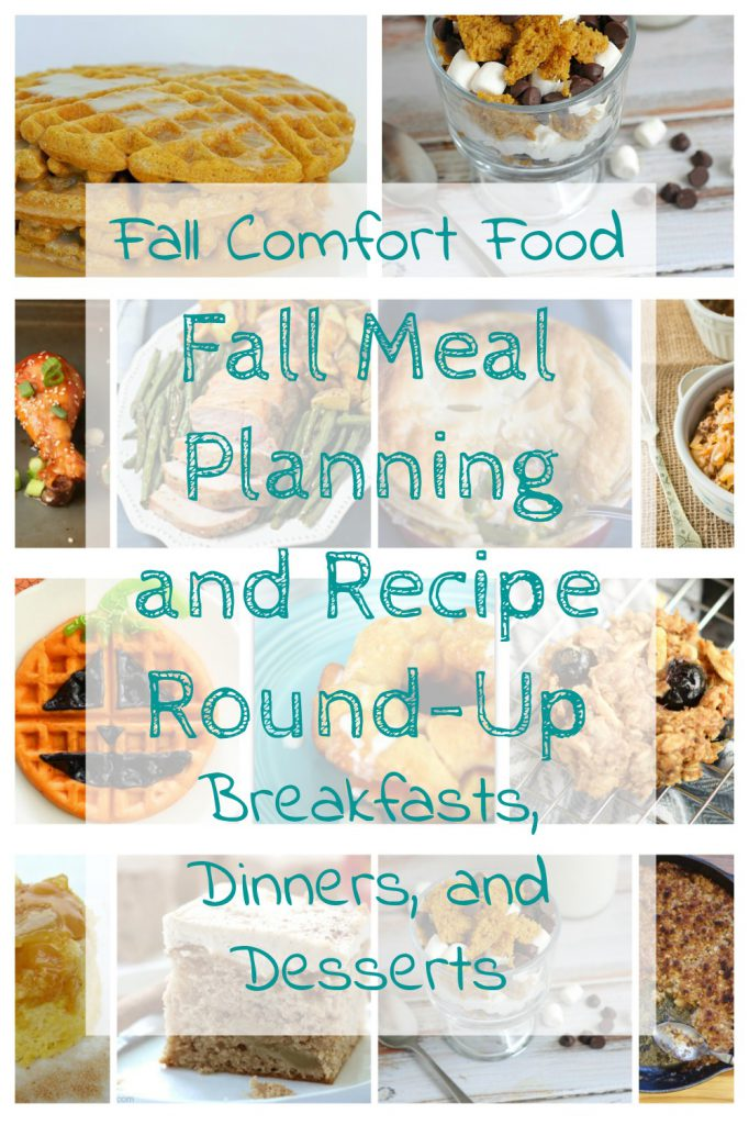 Fall brings on cooler weather and the cravings of comfort foods. Enjoy this collection of recipes to help you plan your fall meals and treats. Domestic Deadline