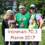 IronFish is an Ironman (again) – Ironman Maine 2017