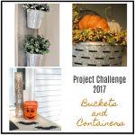 Project Challenge – Pumpkin Bucket