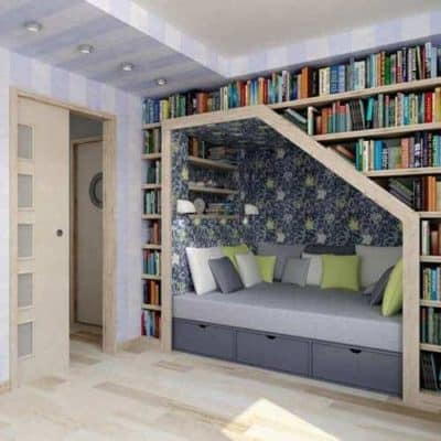 Creating Your Own Reading Nook: It's Simple