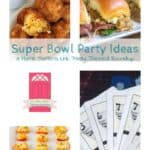 Super Bowl Party Ideas + HM #168