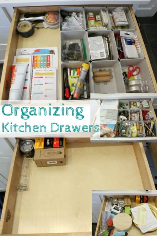 Kitchen Drawer Organization Drawer organization blog hop kitchen dinning room junk drawers in the spirit of spring cleaning lets get our drawers organized todays focus is junk workwithnaturefo