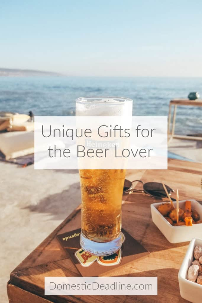 21 Unique Gifts for the Beer Enthusiast